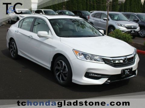 New Honda Accord Sedan EX-L V6