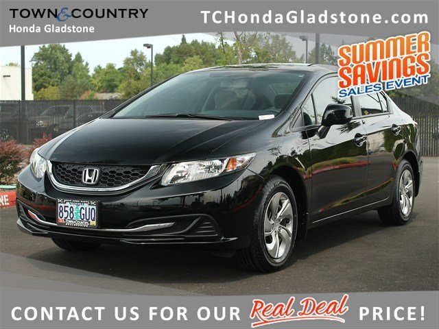 Used Honda Civic Sdn LX