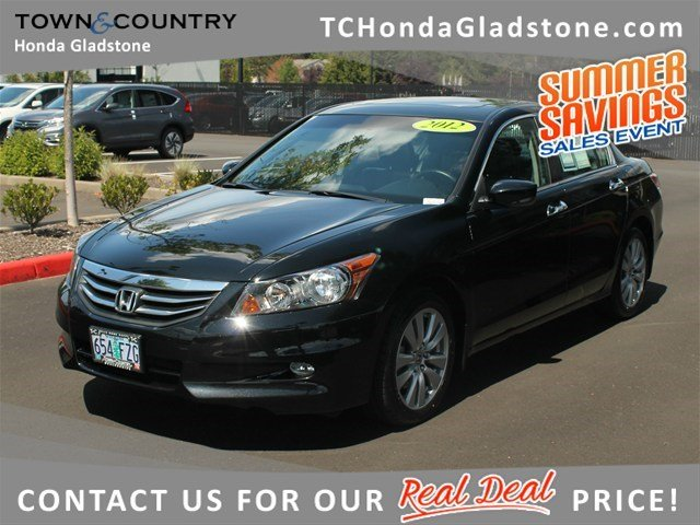 Used Honda Accord Sdn EX
