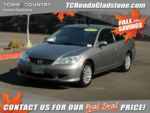 Used Honda Civic Cpe EX