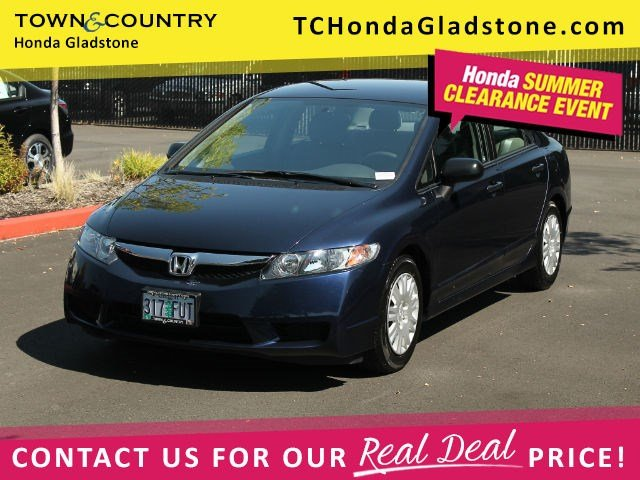 Used Honda Civic Sdn DX-VP