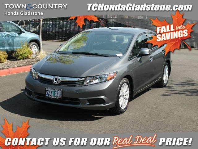 Used Honda Civic Sdn EX-L