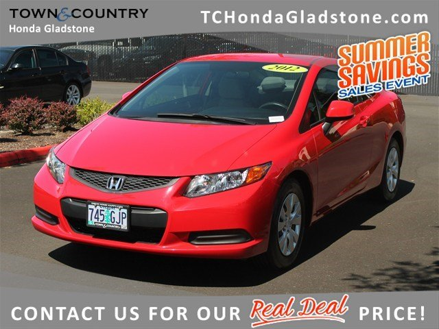 Used Honda Civic Cpe LX