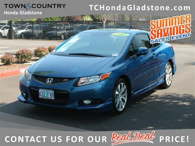 Used Honda Civic Cpe Si