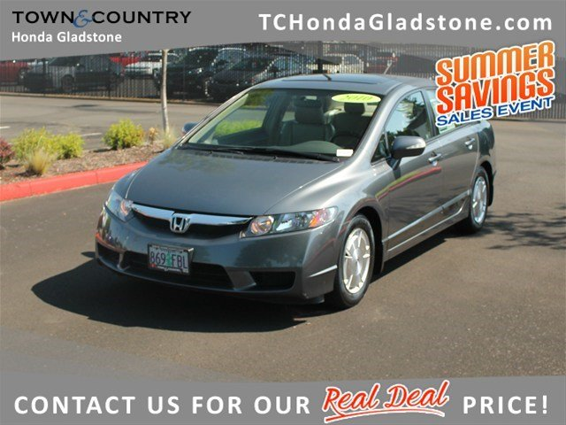 Used Honda Civic Hybrid Hybrid